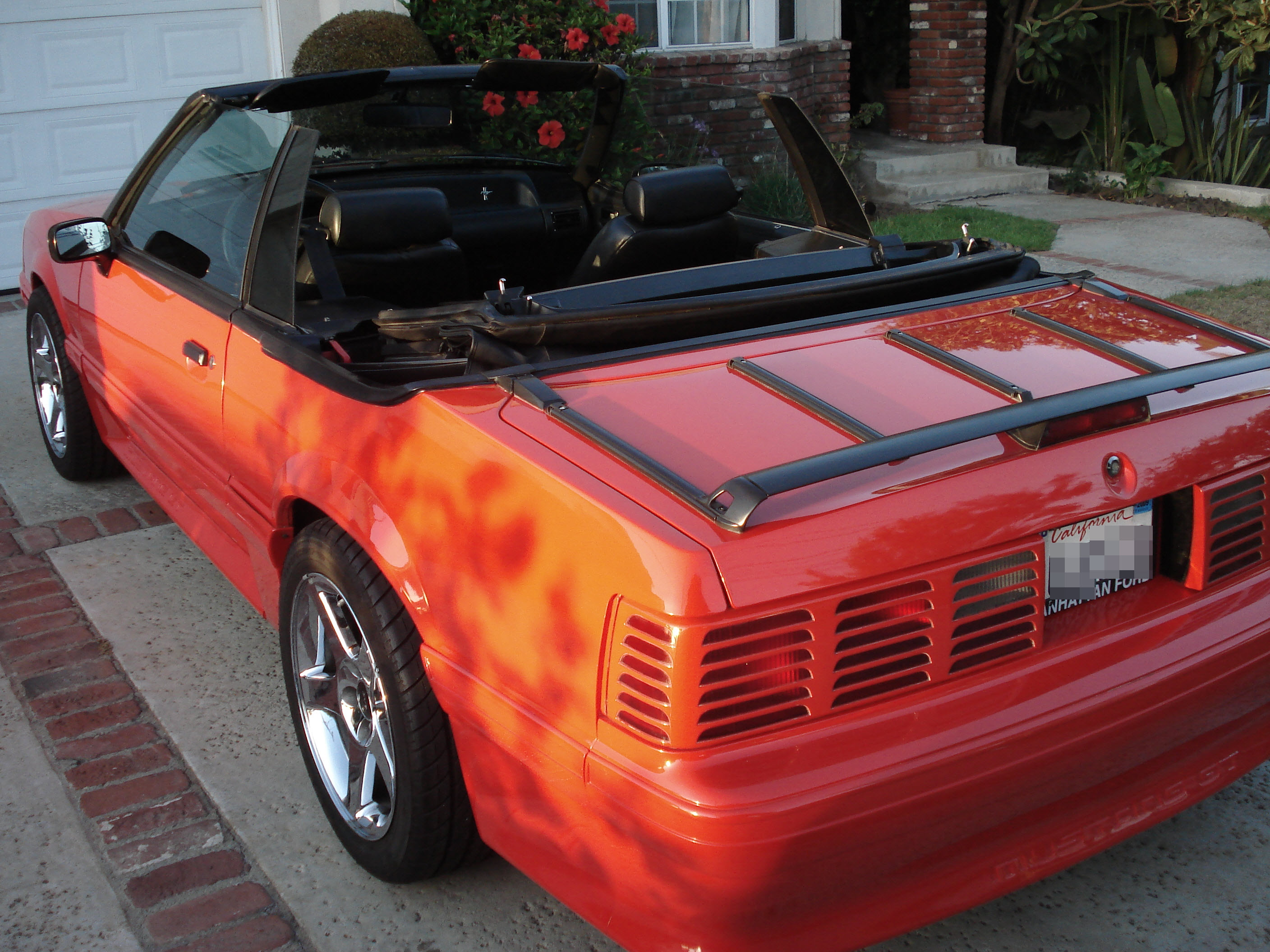 mustang for sale 1993 5 0 gt convertible wordomancy. Black Bedroom Furniture Sets. Home Design Ideas